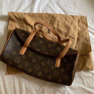 Vintage Sonatine Monogram Louis Vuitton Bag